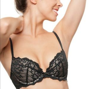 Chantelle Intimate rive Gauche Push Up Bra 3082
